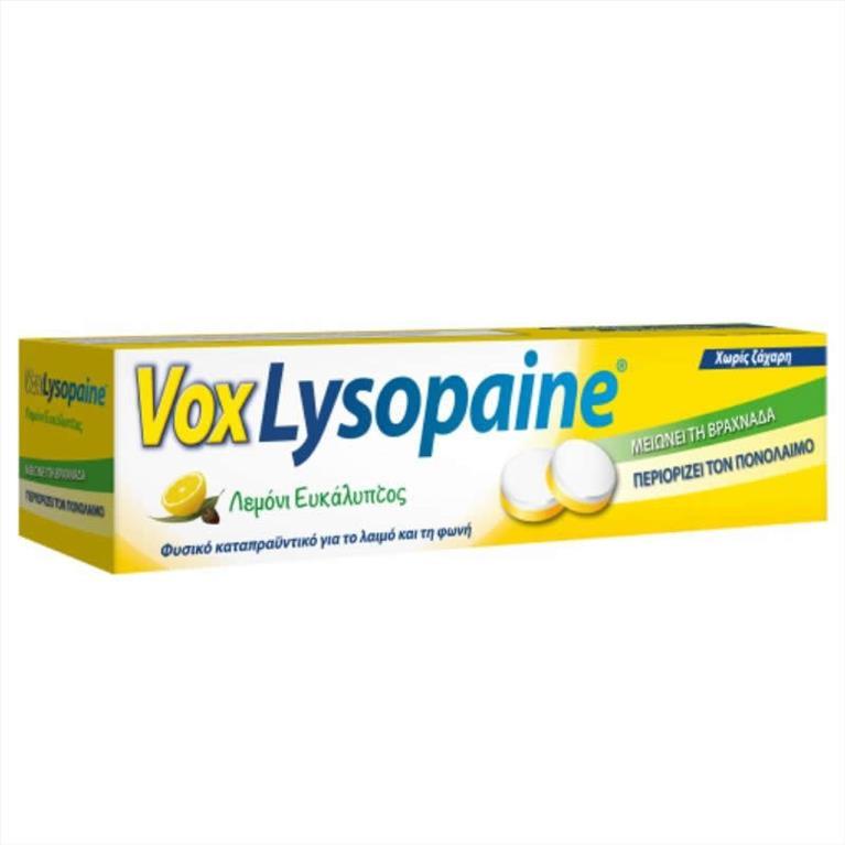 LYSOPAINEVOXLEMON