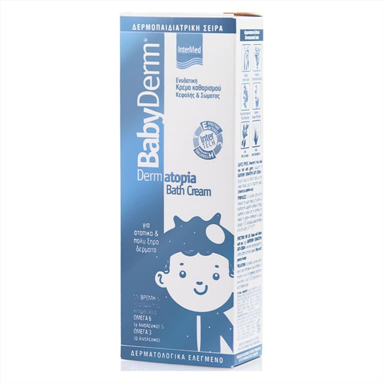BABYDERMDERMATOPIABATHCREAM
